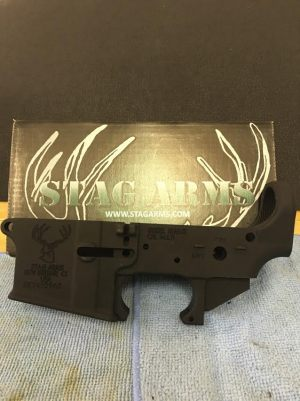 STAG LOWER RECEIVER