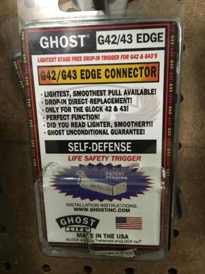 GHOST G42 G43 EDGE CONNECTOR 1911 ACADEMY FOR SALE