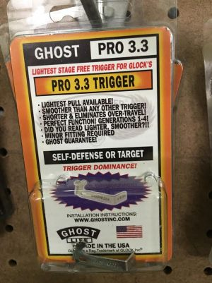 GHOST PRO 3.3 TRIGGER 1911 ACADEMY FOR SALE