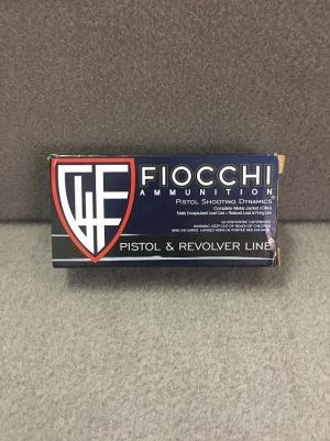FIOCCHI 9MM 9APCMJ 1911 ACADEMY FOR SALE