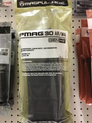 MAGPUL PMAG 30 M4 1911 ACADEMY FOR SALE