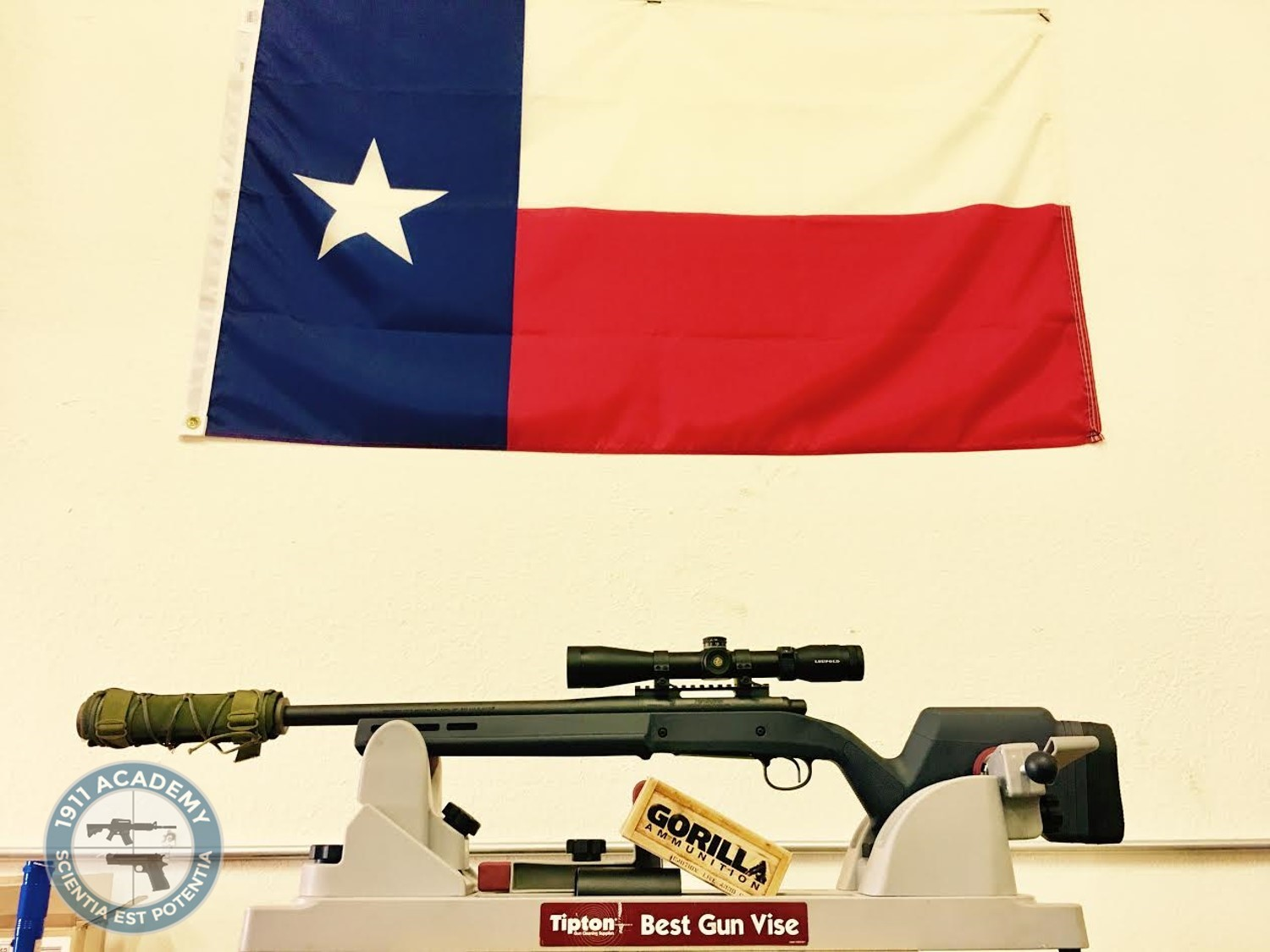 rem 700 texas suppressed