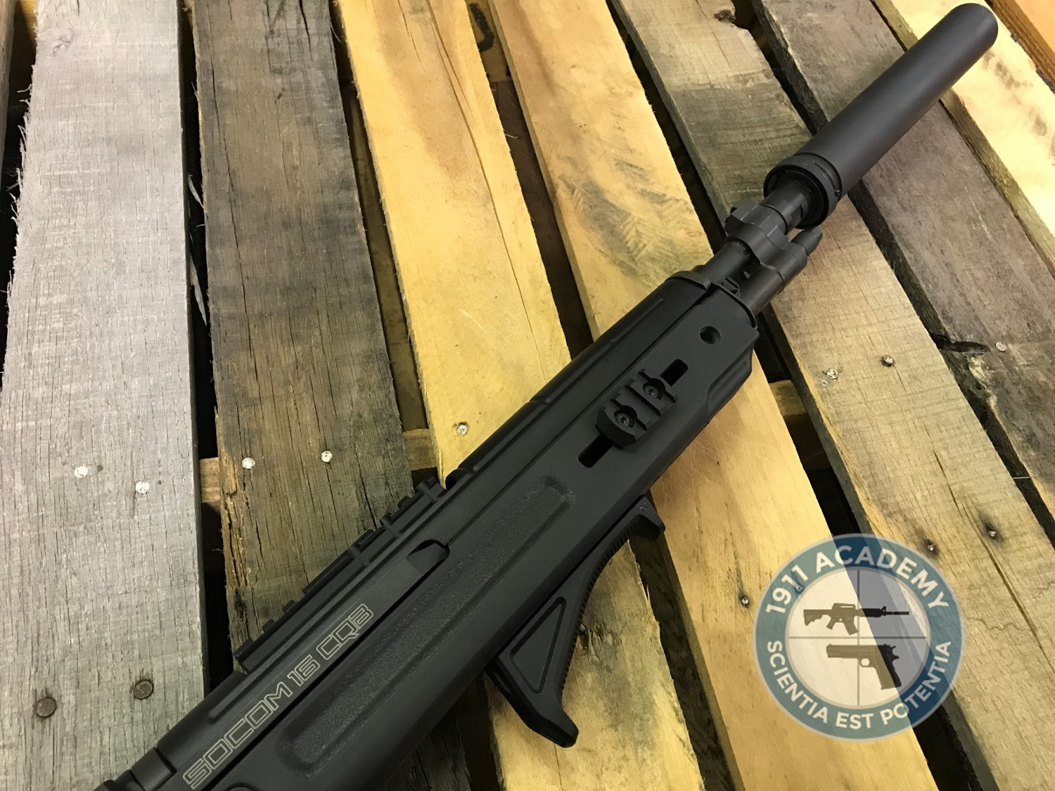 socom 16 suppressed